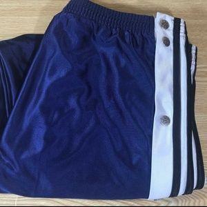 "Adidas Vintage ""Snap"" Basketball Pants"